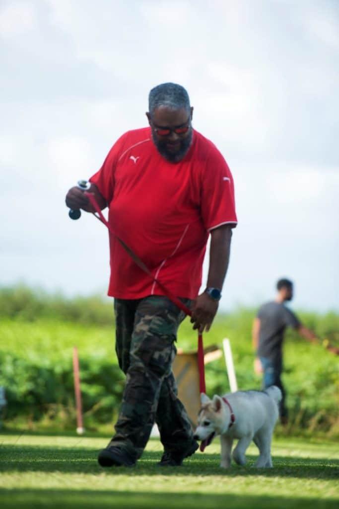 Gil PIERRE LOUIS - Club d'Education Canine Saléen en Martinique